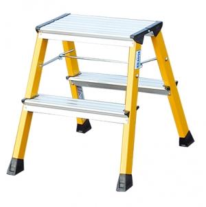 Лестница стремянка складная подставка Rolly 2 ступени купить на выгодных условиях в Пензе