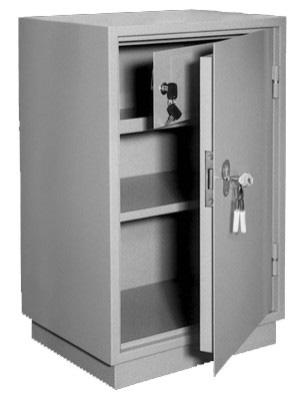 Шкаф металлический для хранения документов КБ - 012т / КБС - 012т купить на выгодных условиях в Пензе